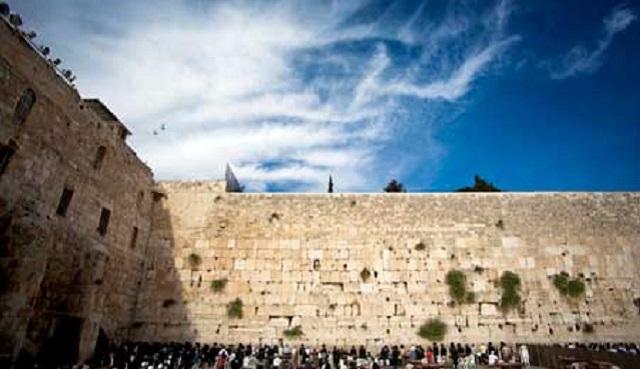 El Muro de las Lamentaciones. II Parte