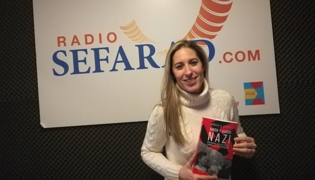 """""""Amor y horror nazi"""". Historias reales en los campos de concentración, con su autora Mónica G. Álvarez"""