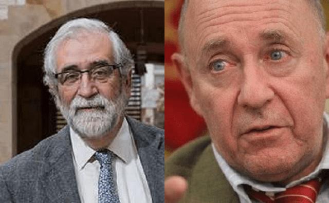 """""""Lo nuevo y lo viejo en el antisemitismo español contemporáneo"""", con Vicenç Villatoro y Alberto Spektorovski (Madrid, 17/1/2018)"""