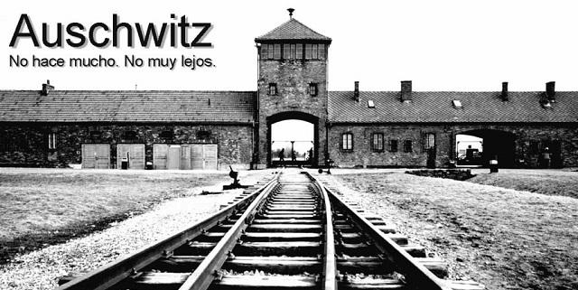 """Hasta siempre a la necesaria """"Auschwitz. No hace mucho. No muy lejos"""", con Luis Ferreiro"""