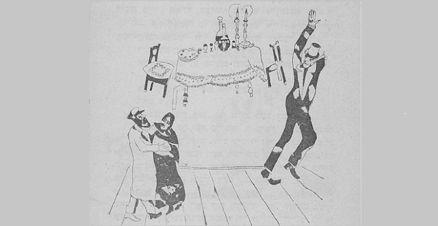 """""""The Magician"""": A Passover Story by I.L. Peretz"""