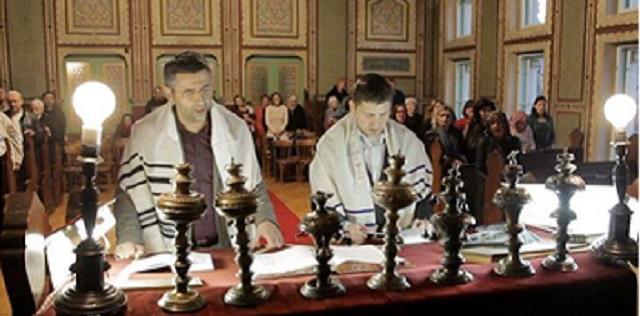 """Jewish History in Sarajevo"", with Director Jonna Rock"