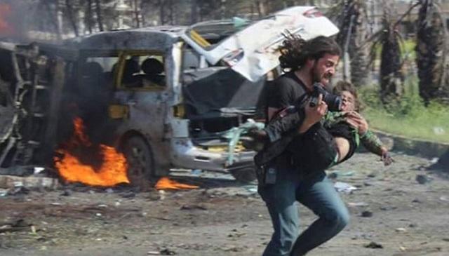 Los derechos de los niños y guerras como la de Siria