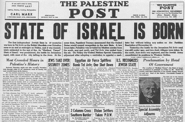 Yom Haatzmatut: entre el mito y la realidad