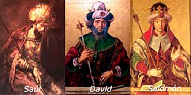 Nombres de reyes de Israel