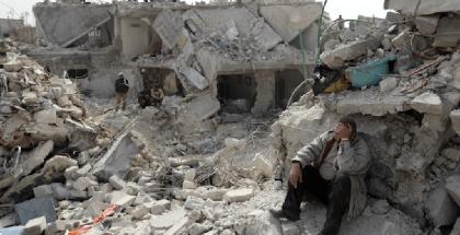 siria ruinas