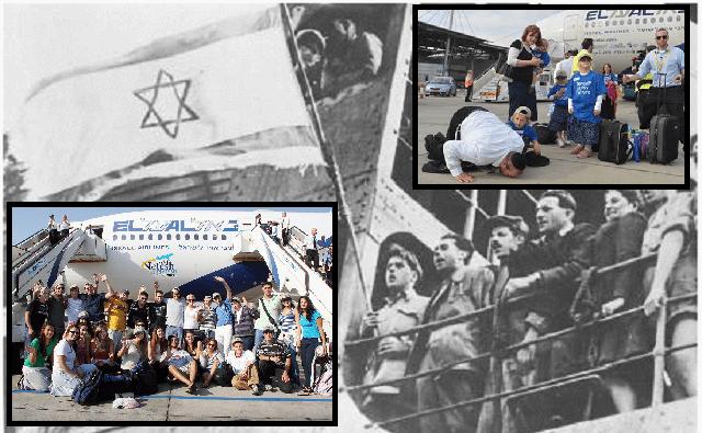 Aliá: inmigrar e integrarse en Israel