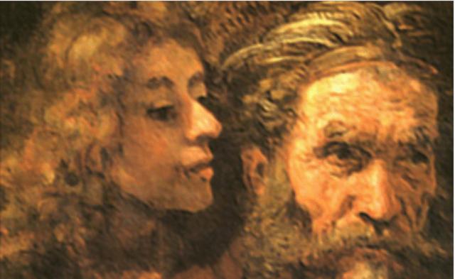 Behaalotjá, o la relación hermano/hermana