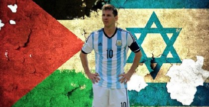 Argentina-Israel-futbol