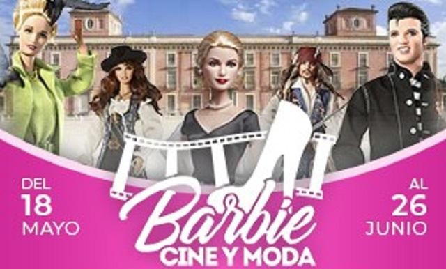 """""""Barbie. Cine y moda"""" con Paloma Olmedo"""