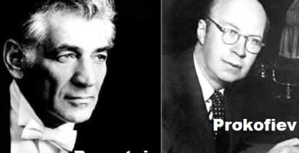 bernstein prokofiev