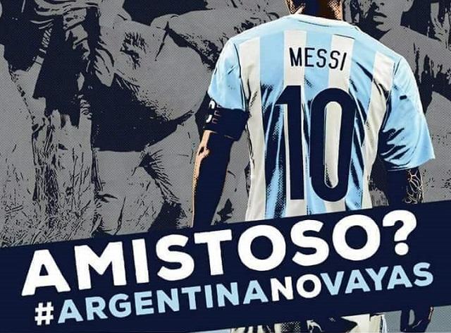 Cometas incendiarias, incertidumbres en Siria y el boicot a Messi
