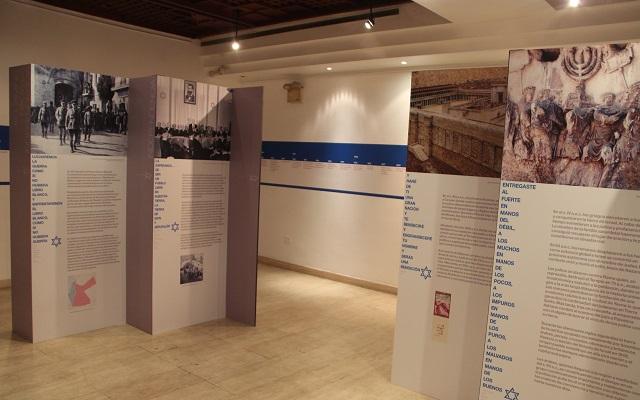 El Museo Sefardí de Caracas y la exposición sobre Israel, con Alberto Moryusef