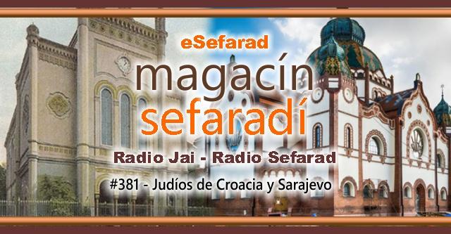 Judíos de Croacia y Sarajevo