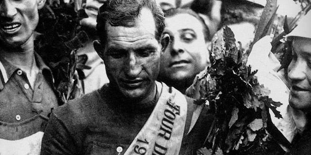 """Gino Bartali, un ciclista de leyenda"", con Alicia Perris"