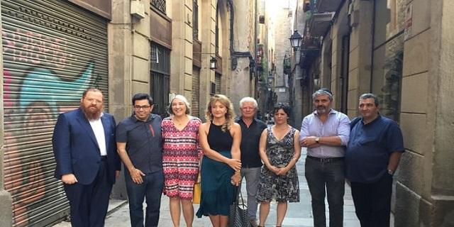 Una reivindicación cumplida: la calle Salomó Ben Adret del Call de Barcelona, con Sophie K. Haziot