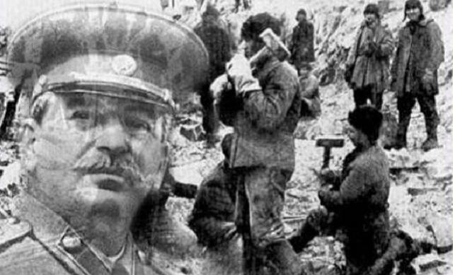 Genocidios y purgas en la URSS durante el estalinismo