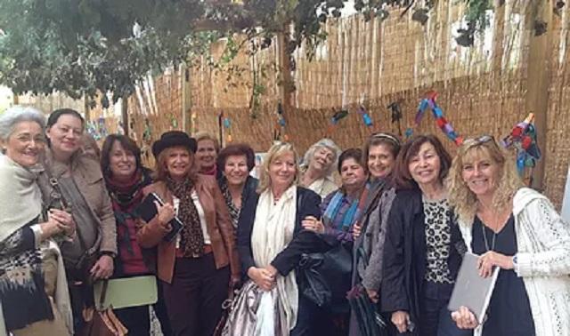 CEMI en la Sucá del Centro Ibn Gabirol (Madrid, 27/9/2018)