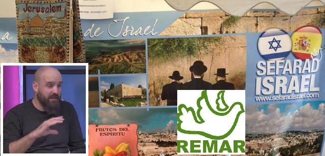 REMAR: ayudar al prójimo y a Israel, con Daniel Díez