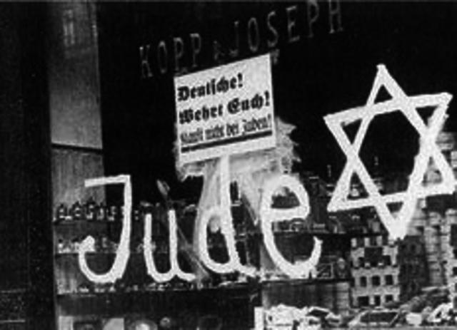 La escalada de violencia de la Noche de los Cristales Rotos, con Jorge Schneidermann