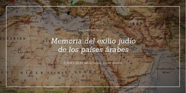 """Mesa redonda """"Memoria del exilio judío de los países árabes"""", con Esther Bendahan"""