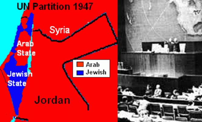 Naciones Unidas no creó a Israel