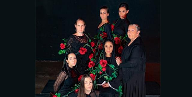"""""""Alba"""" flamenco en Israel, con Mijal Natan"""