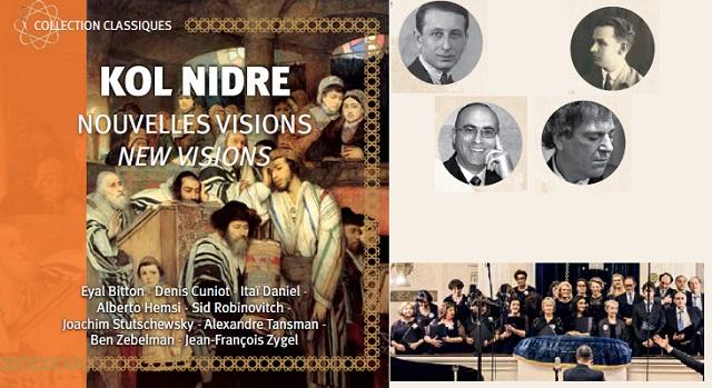 Nuevas visiones del Kol Nidre (1ª parte)