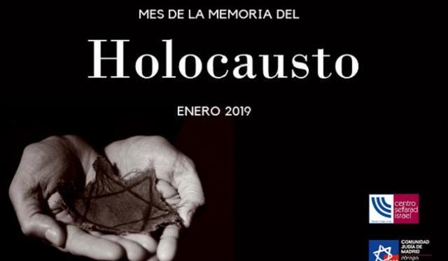 Mes de la Memoria del Holocausto, con Yessica San Roman