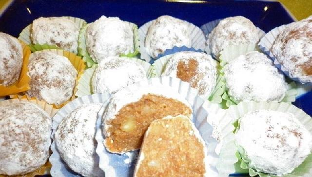 Dulces recetas de Sefarad: mostachudos y confitura de calabaza