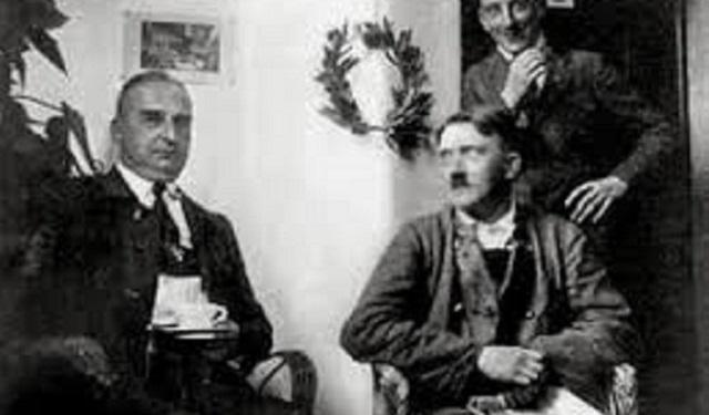 Rudolf von Sebottendorff, el padre espiritual del nazismo