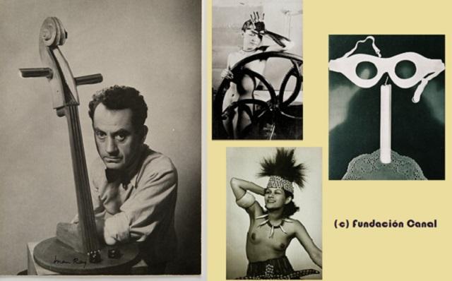 Man Ray: su mundo onírico y enigmático en la Fundación Canal