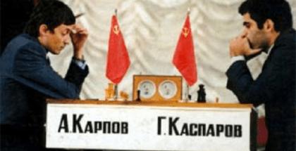 karpov kasparov 1984