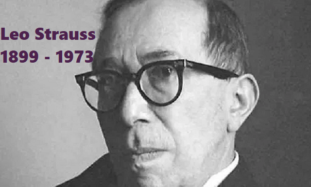El inclasificable Leo Strauss