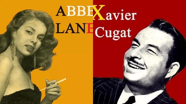 Abbe Lane: una Rita Hayworth para Xavier Cugat