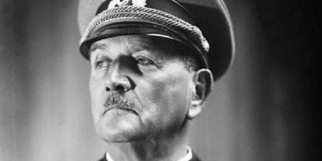 Franz Xaver Ritter von Epp, el maestro de asesinos Pigmalión de Hitler