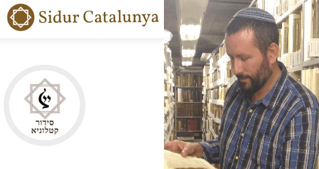 """El descubrimiento del """"sidur"""" y """"nusaj"""" catalanes, con Idan Pérez"""