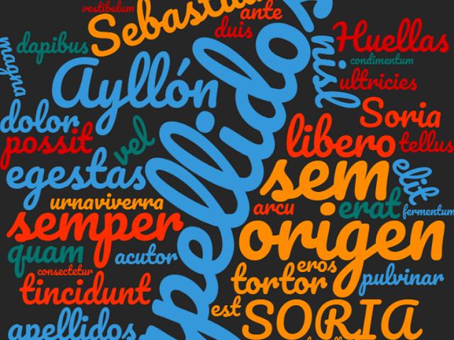El origen de los apellidos Sebastián, Moreno, Soria y Ayllón