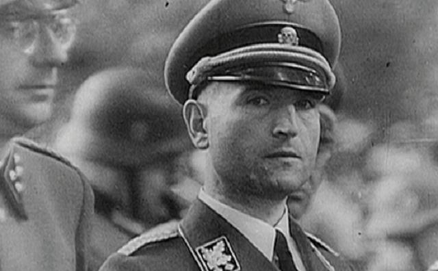 Werner Best, jurista de la Gestapo y comisionado para Dinamarca