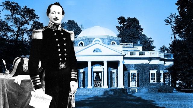 Camino a Occidente (16ª entrega): más sobre el comodoro Uriah Phillips Levy, héroe de Guerra de la Independencia.