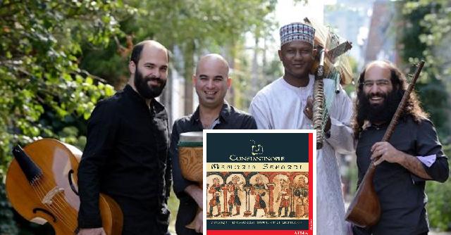 La memoria de la España judía, del Ensemble Constantinople