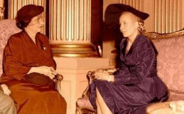 Golda y Evita: encuentro en 1951, con Gustavo Efron