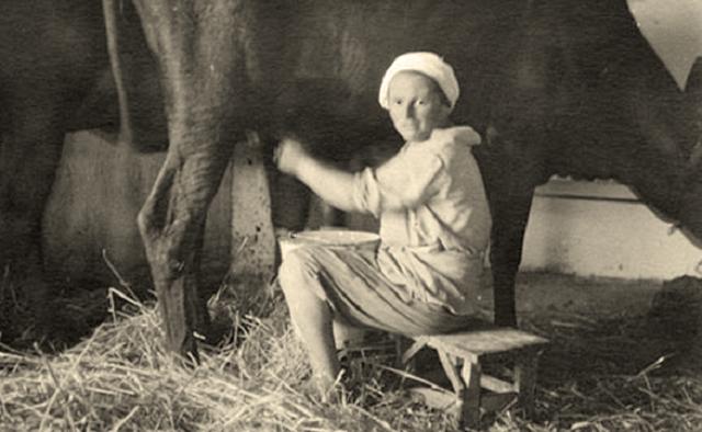 Miriam Baratz, fundadora de Degania y Hedera y de los principios laborales femeninos en el kibutz