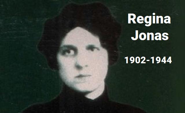 Regina Jonas, la primera mujer ordenada rabina