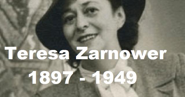 Teresa Zarnower, artista constructivista polaca