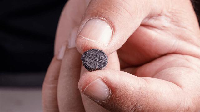 Mimtzá arjeológui  biYerushaláim: bulá mitkufát mamléjet Yehudá