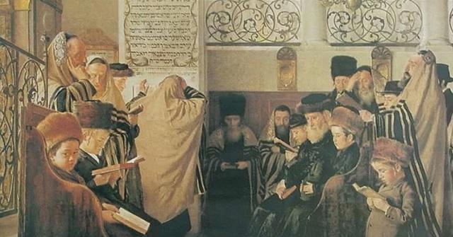 A Yom Kippur Scandal, by Sholem Aleichem