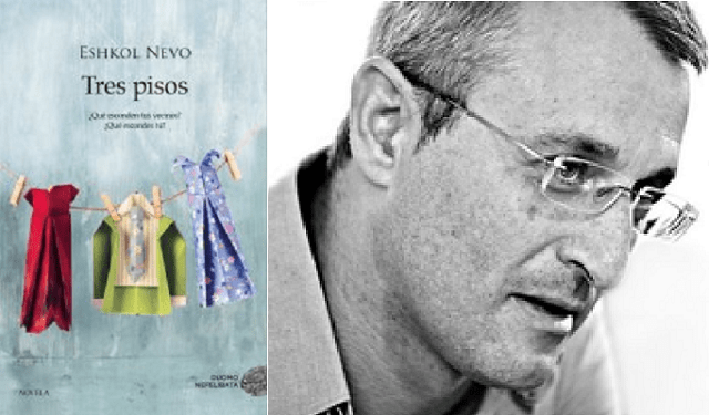 "Eshkol Nevó presenta (en español) su novela ""Tres pisos"""