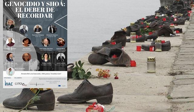 """""""Genocidio y Shoá: el deber de recordar"""""""