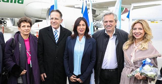 La comunidad judía satisfecha con el viaje presidencial al acto en Jerusalén